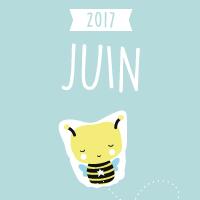 Juin – le Mois anniversaire