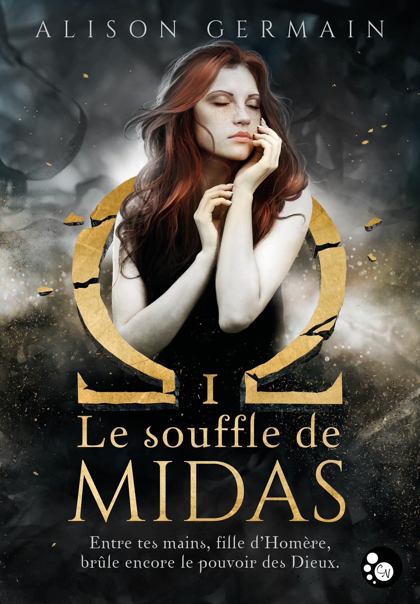 Le Souffle de Midas, tome 1, de Alison Germain